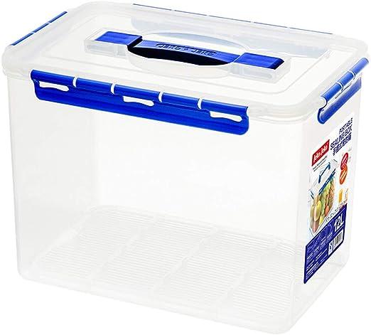Caja de Almacenamiento Transparente de plástico, Caja de ...