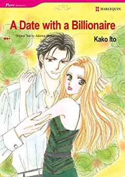 Amazon.com: A Date with a Billionaire (Harlequin Comics
