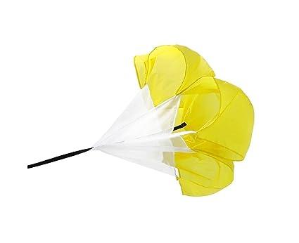 Shi18sport - Paraguas de Entrenamiento de Fitness, Fútbol, Paracaídas, Pista de Running y