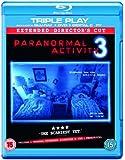 Paranormal Activity 3 [Blu-Ray [Reino Unido] [Blu-ray]