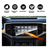 #8: 2018 Volkswagen VW Atlas Discover Media Touch Screen Car Display Navigation Screen Protector, RUIYA HD Clear TEMPERED GLASS Car In-Dash Screen Protective Film (8-Inch)