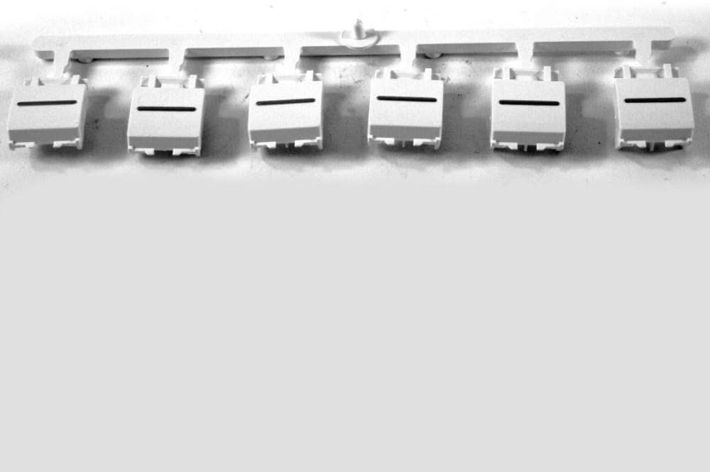 Bosch 00600033 Dishwasher Control Panel Button Set Genuine Original Equipment Manufacturer (OEM) Part