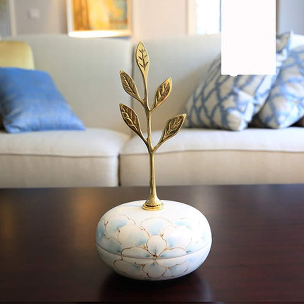 古典的な蓮の花金花瓶デスクトップ花瓶装飾飾り QYSZYG (サイズ さいず : 30cm*15cm) B07R3TQYDG  30cm*15cm
