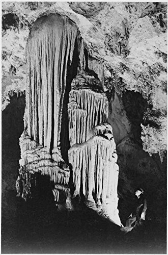 The Museum Outlet - Adams - Carlsbad Caverns National Park New Mexico - Poster Print Online Buy (60 X 80 - Stores Carlsbad Outlet