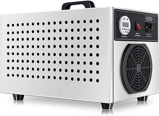 Generador De Ozono, Purificador De Aire Comercial Con Pantalla LCD ...
