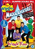 The Wiggles - Magical Adventure / Wiggle Time [DVD]