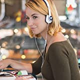 Koss KPH30iW On-Ear Headphones, in-Line Microphone