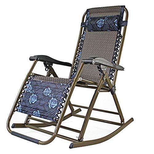 Amazon.com: Zhao Xiemao Deck Chairs Loungers Reclining ...