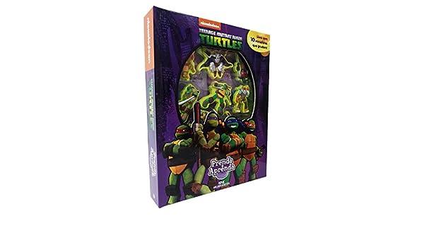 Tartaruga Ninja Prenda e Aprenda (Em Portuguese do Brasil ...