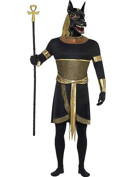 Amazon.com: Fest Threads 7 piezas Dios egipcio Anubis The ...