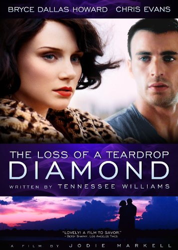 Loss of a Teardrop Diamond