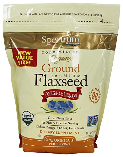 Spectrum Essentials Organic Premium Flaxseed