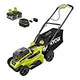 16' ONE+ 18-Volt Lithium-Ion Cordless Lawn Mower (Battery and Charger Not Included)