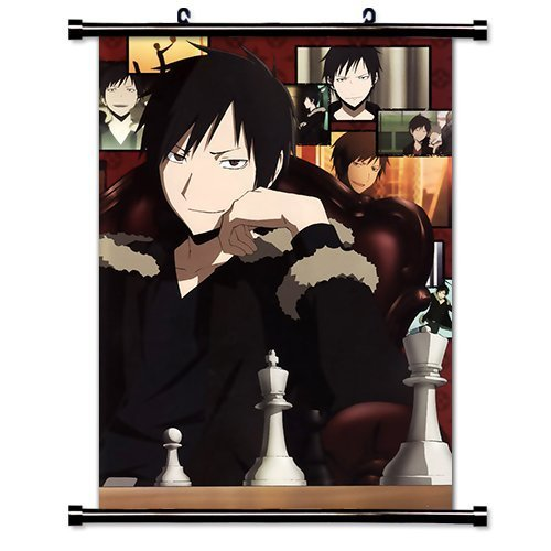 Durarara! Anime Fabric Wall Scroll Poster by ScrollDepot