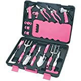 Apollo DT-3795P 18 Piece Garden Tool Set Pink /RM#G4H4E54 E4R46T32591739