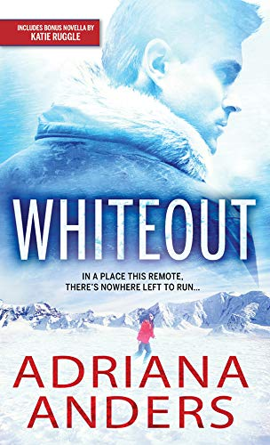 Whiteout (Survival Instincts Book 1) by [Anders, Adriana]