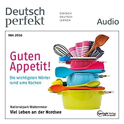 Deutsch perfekt Audio. 5/2016