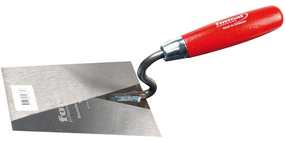 Maurerkelle Stahl 180mm FORMAT