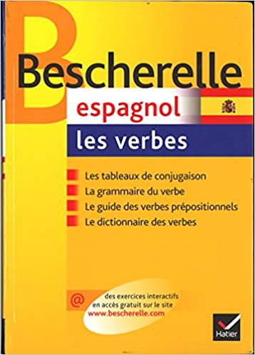 Amazon Fr Bescherelle Les Verbes Espagnols Mateo Francis Rojo Sastre Antonio Jose Livres