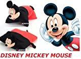 Disney Mickey Minnie Mouse 2 in 1 Pets Pillow / Soft Toy Cushion 12 Inches / 30 cm by Newlinens