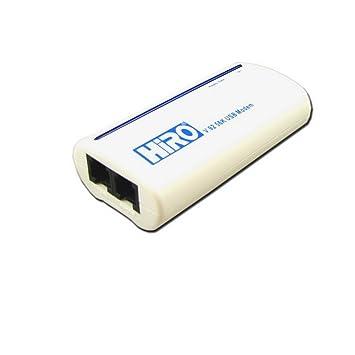 Amazon hiro h50113 v92 56k external usb data fax dial up hiro h50113 v92 56k external usb data fax dial up internet modem windows 10 81 8 sciox Gallery