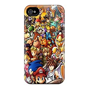 Iphone 6 UXU23428dFHu Customized High Resolution Super Smash Bros Wii Pictures Excellent Hard Phone Case -cases-best-covers