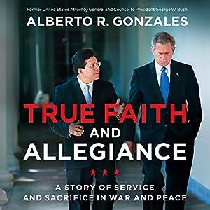 True Faith and Allegiance Audiobook