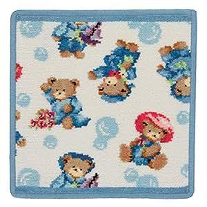 Feiler Little Skippers Blue Hand Towel
