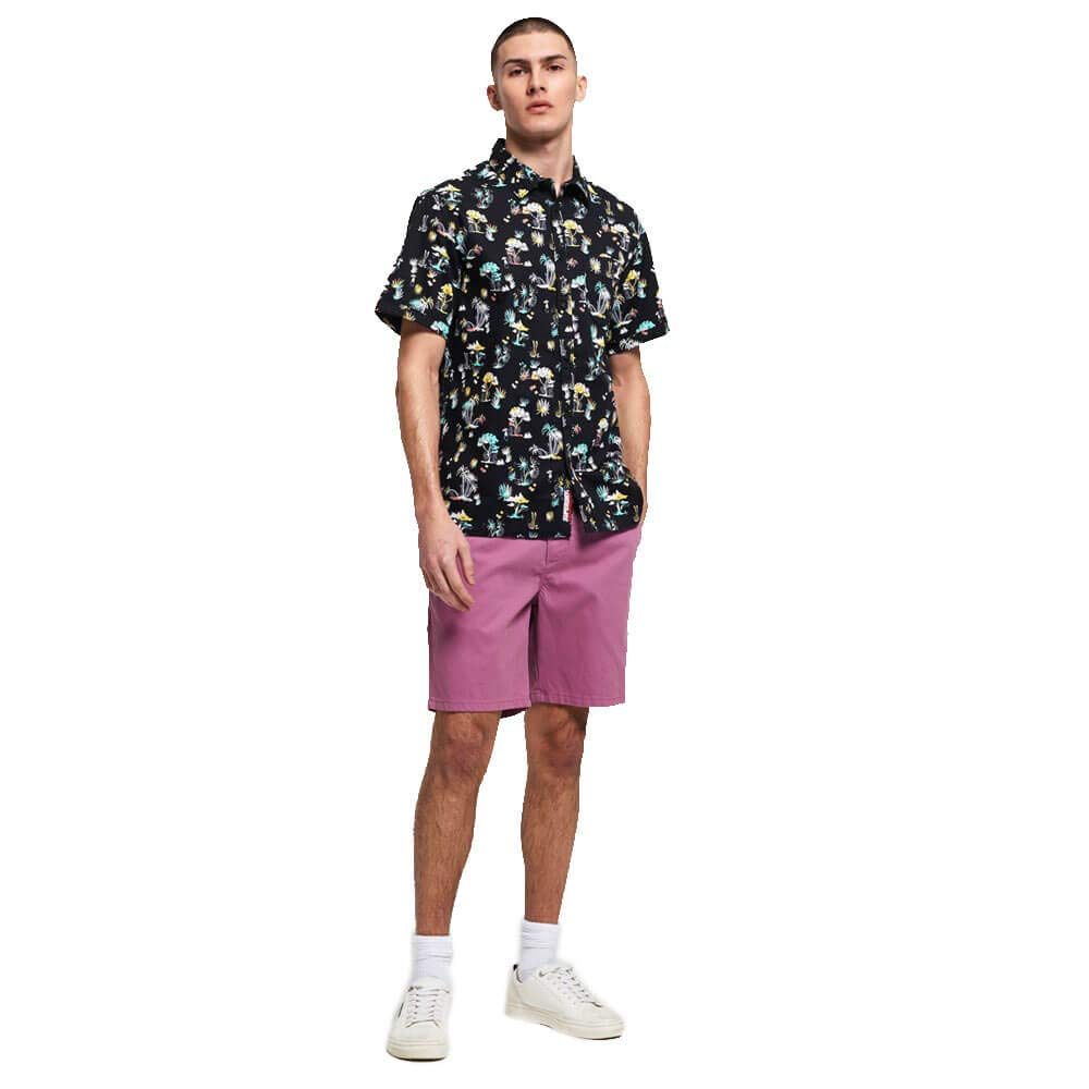 Superdry - Camisa Casual - para Hombre: Amazon.es: Ropa y accesorios