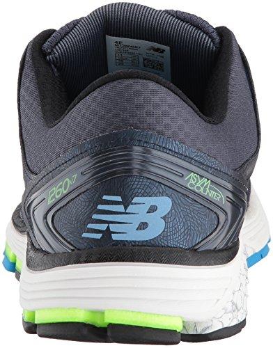 Course de pour Balance M1260v7 Gris New Chaussures Noir Homme OzICgx