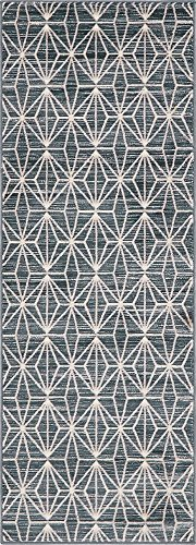 Modern Geometric Uptown Collection by Jill Zarin Contemporary Area Rug