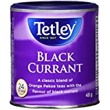 Tetley Tea Black Currant Specialty Tea, 24 Count