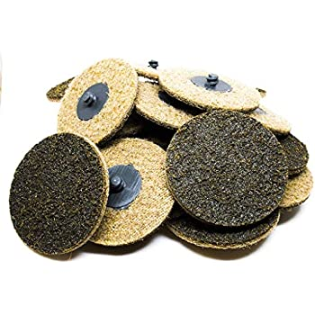 Medium 20pc Rogue River Tools 3 Quick-Change Surface Condition Discs Type R