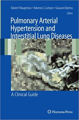 Pulmonary Arterial Hypertension and Interstitial Lung