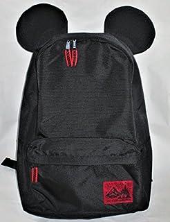 157afcbdf145 ディズニー リュック リュックサック 耳付き ブラック (黒)大人 Ⅼサイズ 東京 ディズニーリゾート
