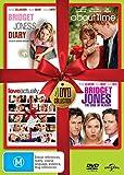 Bridget Jones Diary / Edge of Reason / About Time / Love Actually | 4 Discs | NON-USA Format | PAL | Region 4 Import - Australia
