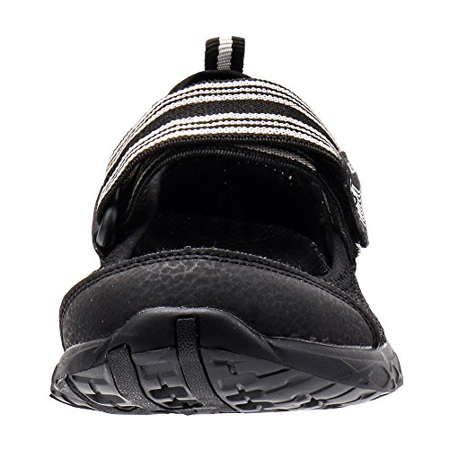 ALEADER Womens Mary Jane Water Shoes Black/Gray 0z3yqfMRa
