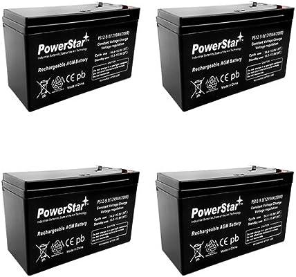 RBC8 RBC24 APC Replacement Battery Cartridge UPS 2-Year Warranty