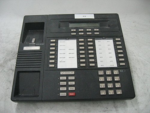 LUCENT 8528T Lucent 8528T: ISDN Desktop Phone (Black) with 28 programmable ke Home Avaya AT&T Lucent System Telephone ISDN - Isdn Telephone