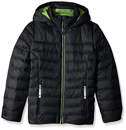 Hoody Jacket Down Spyder Girl's Timeless Black HgBqx4FW