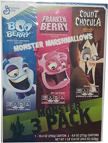 Top 10 recommendation general mills monster cereal 2020