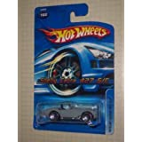 #2005-160 Shelby Cobra 427 S/C Flat Gray Black Interior K-Mart Exclusive Collectible Collector Car Mattel Hot Wheels
