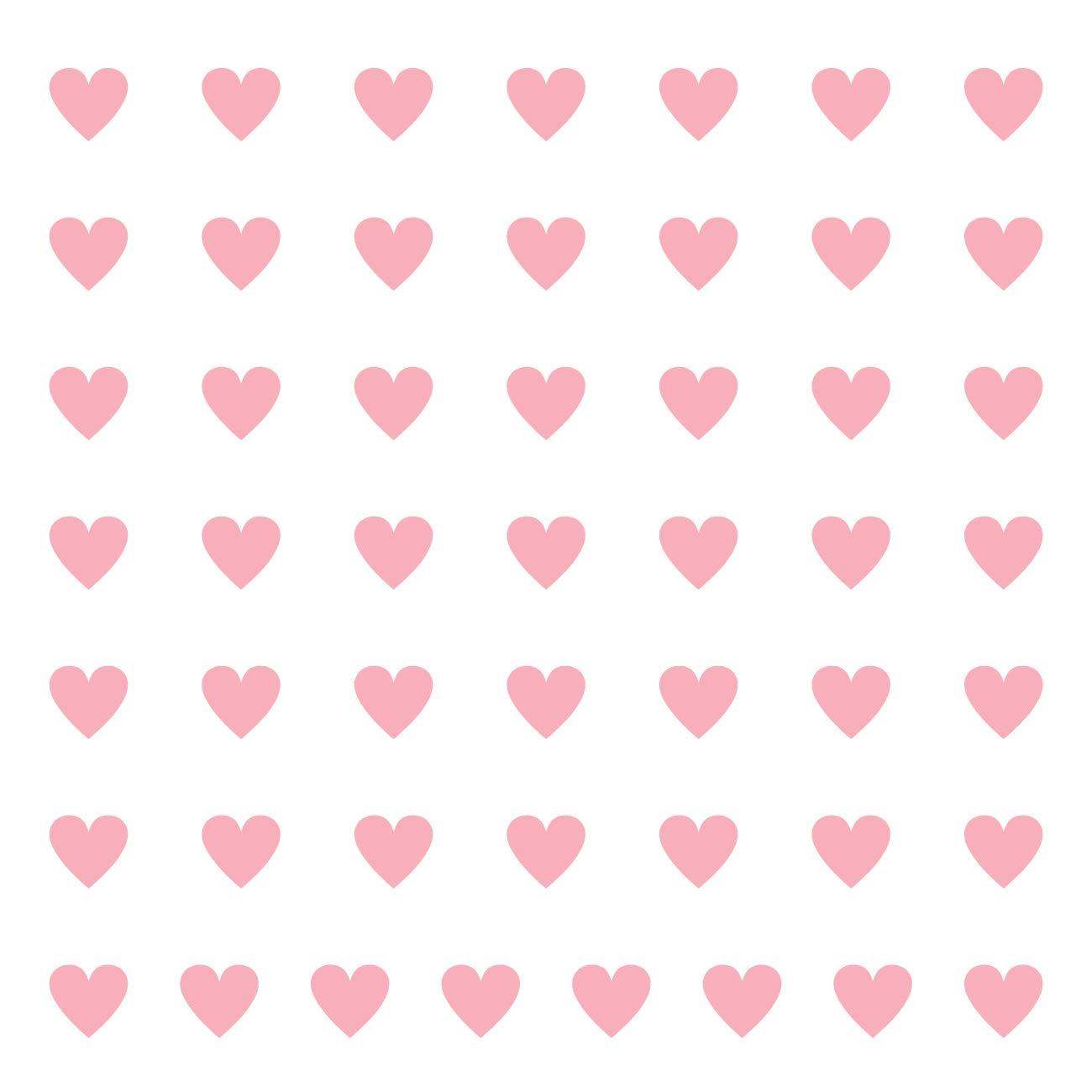 confetti hearts heart wall art girl room decorations heart wall decor nursery decor nursery wall art  #010 Heart wall decal