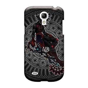 Samsung Galaxy S4 Mini FpX7151xcZc Unique Design HD Kingdom Hearts Pictures Shock Absorption Hard Phone Case -ErleneRobinson