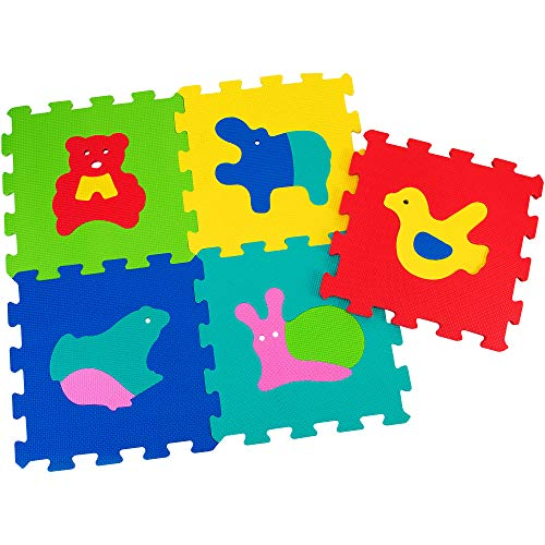 Tiles5 Toys 32 Globo Animals Pieceby Vitamina 32 5049 X Globo cm G Puzzle Globo Toys hsdCtroBQx