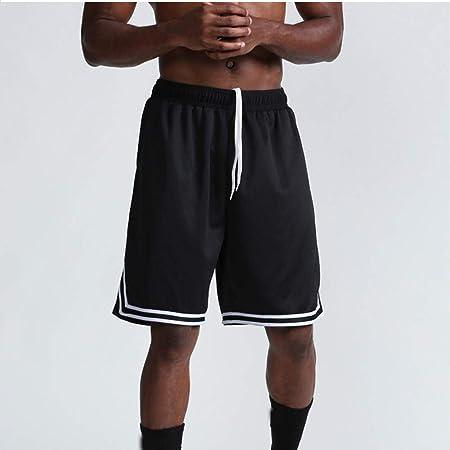 iSunday Pantalones Cortos de Entrenamiento de Baloncesto para ...