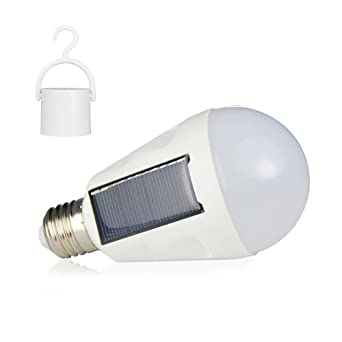 NINISEI LED Emergency Blub E27 7W Outdoor Indoor LED Bulb L& Home Lighting  sc 1 st  Amazon.com : emergency lighting for the home - azcodes.com