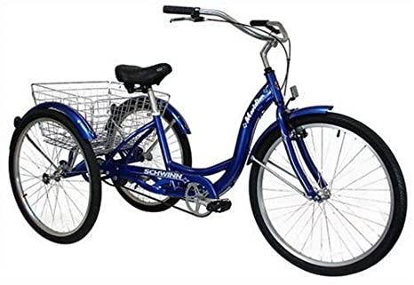 Schwinn Meridian Adult 26 3-Wheel Bike