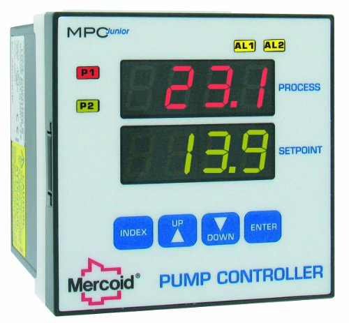 Rs Controller (Dwyer Mercoid Series MPC Jr. Pump Controller With RS-485 Communication Cable)