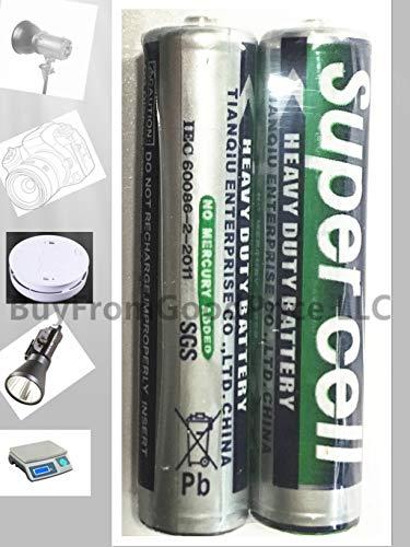 60 pack AAA Batteries Extra Heavy Duty 1.5v. 60 Pack Wholesale Bulk Lot ()